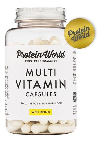 Multivitamínico Protein World