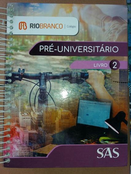 Livro 2 Da Coleçao Sas 2019 Pré-universitário * F5