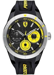 Reloj Scuderia Ferrari Mod 0830257 Único En Ml Argentina
