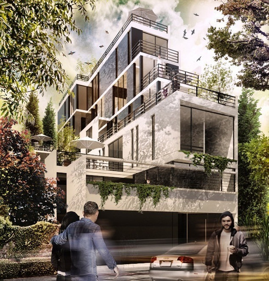 Emprendimiento Venta De Departamento - Echeverria 4800 - Villa Urquiza - Construccion