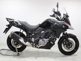 Suzuki V Strom 650 Xt Abs 2019 Preta