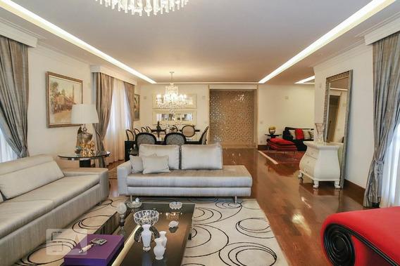 Apartamento No 3º Andar Mobiliado Com 4 Dormitórios E 4 Garagens - Id: 892912721 - 212721