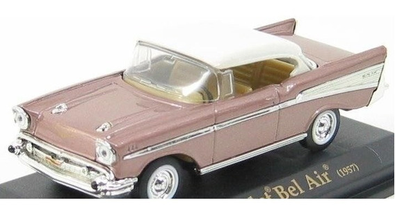 Miniatura Chevrolet Bel Air 1957 1:43