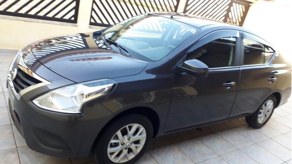 Nissan Versa Sv 1.6 16v Flex Automático De Particular
