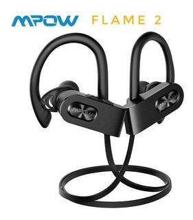Mpow Flame 2 Fone Bluetooth Ipx7 5.0 Impermeável 13h Bateria
