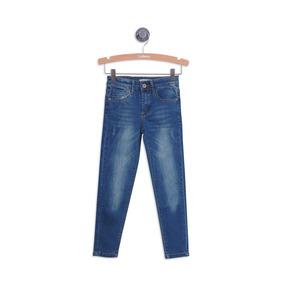 Jeans Light Blue Fit Regular Niña Colloky