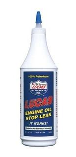 Sellador De Fugas Para Aceite De Motor Lucas Oil 10278