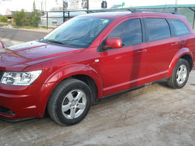 Dodge Journey Sxt 2.4 Con 3 Filas De Asientos, Dvd