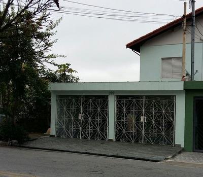 Sobrado Residencial À Venda, Assunção, São Bernardo Do Campo - So20907. - So20907