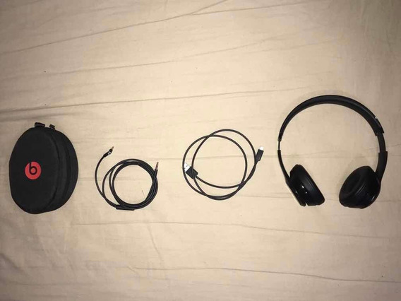 Beats Solo 3 Wireless Black Piano *usado*