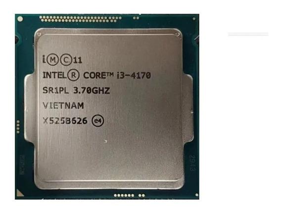 Intel Core I3 4170 3.7ghz Quarta Ger. Gasile Processadores