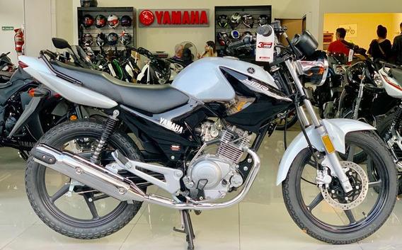 Yamaha Ybr 125 Full Financia Con Ahora 12/18