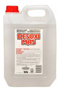 Desoxidante Fosfatizante 5 Litros Trimas Sinteplast Mm