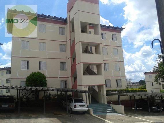 Apartamento Residencial À Venda, Condomínio Morada Dos Pinheiros, Valinhos. - Ap0570