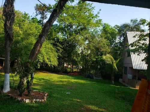 Imagem 1 de 25 de Ch0001-chácara A Venda Com 6100m² No Jardim Polônia -foz Do Iguaçu-pr. - Ch0001