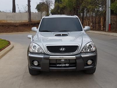 Hyundai Terracan Terracan
