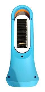Oriente10 Linterna Con Luz Solar Giratoria Usb