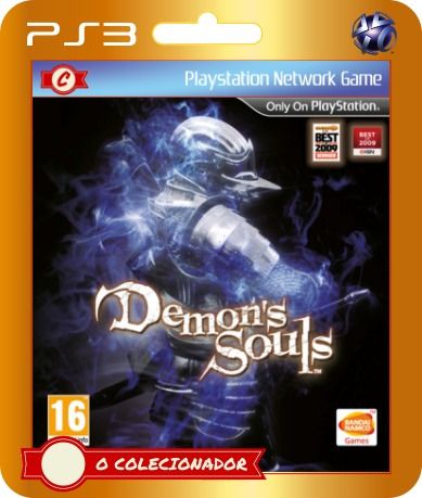 Demons Souls Em Promoção !