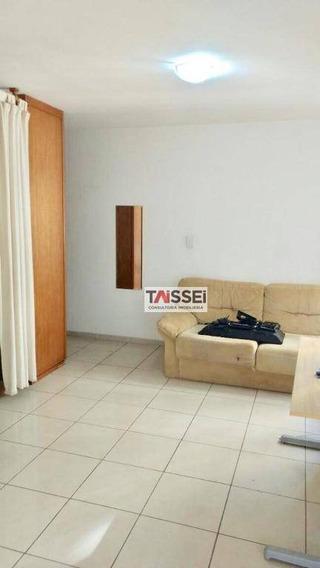 Studio Para Alugar, 34 M² Por R$ 1.800,00/mês - Jabaquara - São Paulo/sp - St0072