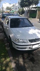 Vendo Volkswagen Gol Dual Glp Año 2000 Blanco