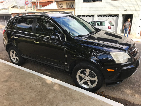 Chevrolet Captiva 3.6 V6 24v Sfi - Fwd - Automatico - 2008