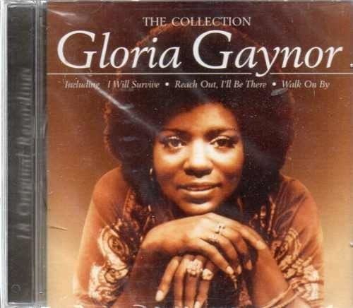Cd Gloria Gaynor The Collection 18 Original Recordings