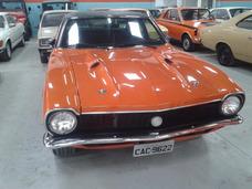 Ford Maverick - 1975 - 302 - V8 - Laranja