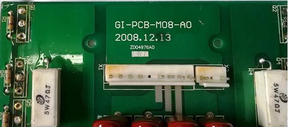 Placa Eletronica Inversora De Solda Pcb-m8-a0