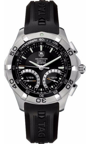 Tag Heuer Aquaracer Mens Watch Caf7010.ft8011 Original