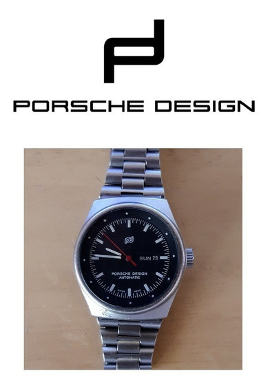 Relógio Porsche Design Edição Limitada Automát. Prova D