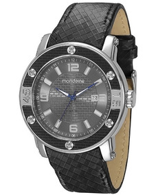 Relógio Mondaine Masculino Analógico 69213g0mvnh2 Mondaine