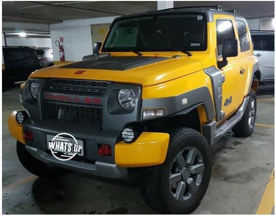 Troller 2018 11.000 Km Amarelo Impecável Na Garantia