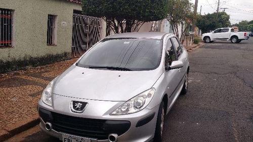 Peugeot 307sd16 Fxpr Alco/gasol 2008 Prata
