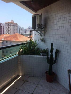 Apartamento Com 2 Dorms, Campo Grande, Santos - R$ 380 Mil, Cod: 11332 - V11332
