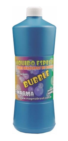 Carga Maquina De Bolhas 1l Magma Brasil