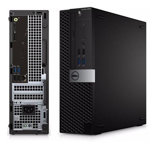 Cpu Dell Optiplex 3040 Core I5 6ger 4gb 500gb - Promoção