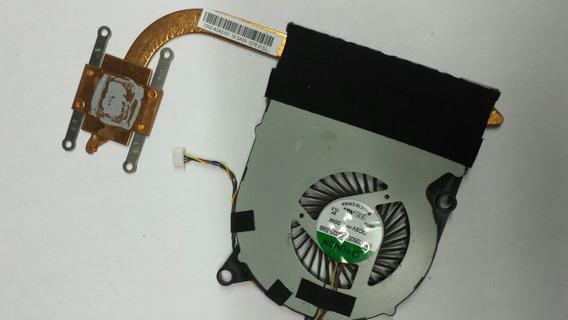 Cooler E Dissipador Ultrabook Positivo X8000