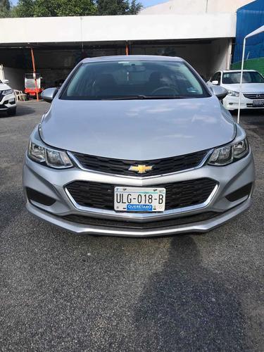 Imagen 1 de 12 de Chevrolet Cruze 2017 1.4 Lt At