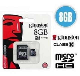 Memorias Micro Sd 8 Gb