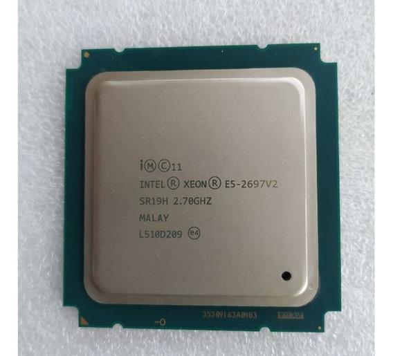 Intel Xeon E5-2697 V2 12 Core 2.7ghz/30mb/8 Gt/s/lga2011