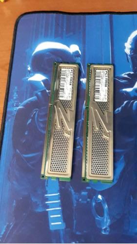 Memoria Ram Ddr3 Ocz 4gb (2x2gb)