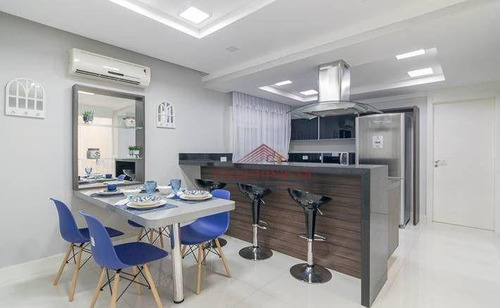 Imagem 1 de 23 de Lindo Apartamento, 02 Vagas - Ap0636