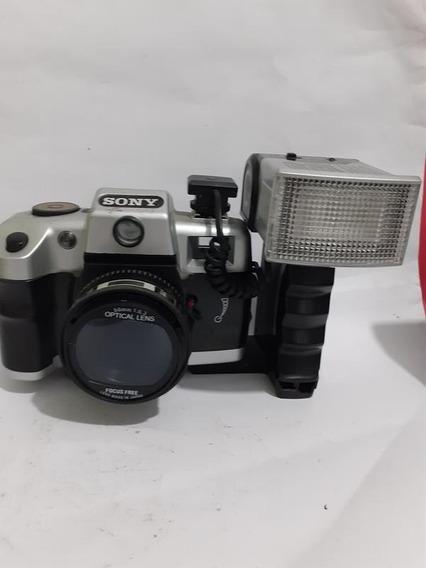 Câmera Sony Dl2000a Analogica No Estado