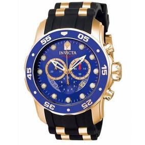 Relógio Invicta Pro Diver Dourado Masculino - 6983