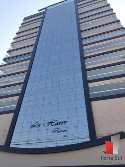 Apartamento C/ 03 Suítes E Linda Vista Do Mar - Perequê - Porto Belo/sc!!! - Ap509 - 4820064