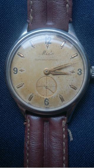 Relógio Mido Multifort Superautomatic Martelo Raro