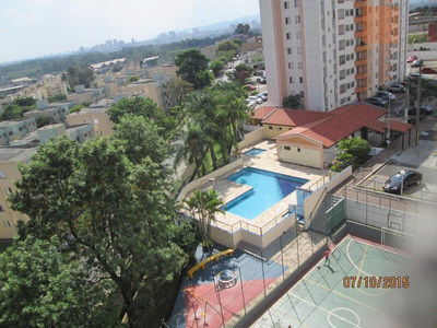 Apartamento Residencial À Venda, Parque Císper, São Paulo. - Ap0362