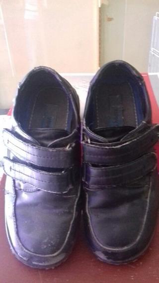 Zapatos Escolares Happy Feet Numero 34