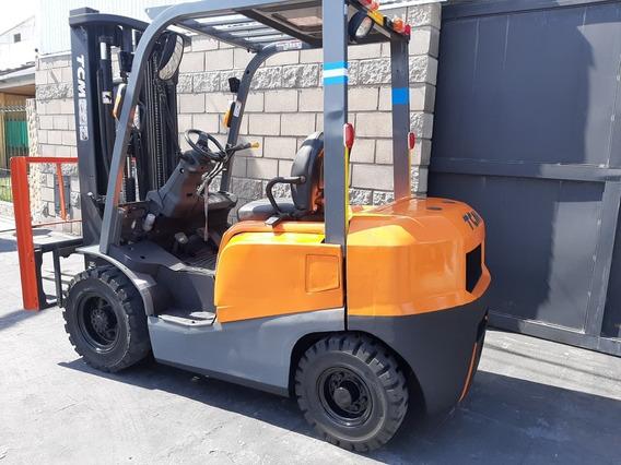 Autoelevador Diesel Tcm 2.5 Tn