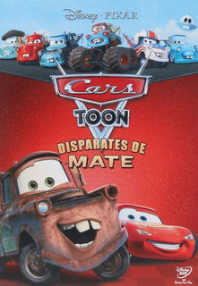 Cars Toon Disparates De Mate Disney Pixar Pelicula Dvd